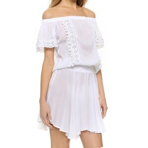 Worn Once Cool Change White Dress Recently Dry Cle